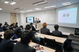 合同卒業生制作発表会が行われました!!
