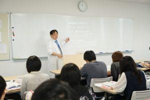 診療放射線学科 公開授業を行いました!!