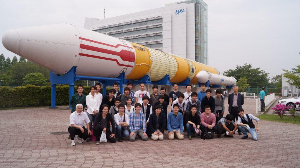 JAXA筑波宇宙センターと巨大アスレチックに行ってきました!