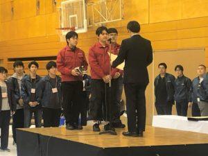 全国専門学校ロボット競技会「ソフトウェア部門」で2年連続優勝しました!