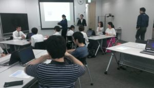 セキュリティ・ネットワーク科で課外授業を実施しました