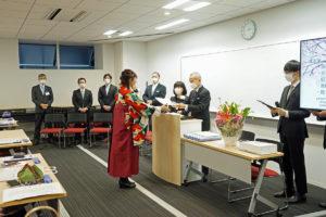 令和元年度 卒業証書授与式を行いました!!